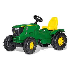 Rolly FarmTrac John Deere 6210R pedálos Traktor #zöld 31470537 Rolly