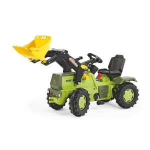Rolly FarmTrac Mercedes Benz 1500 pedálos markolós Traktor #zöld-sárga 31470849 Rolly