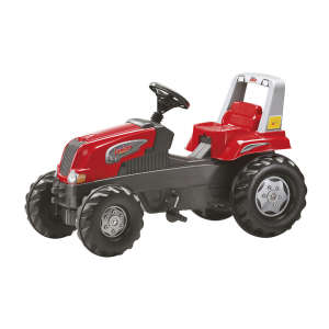 Rolly Junior Pedálos Traktor #piros