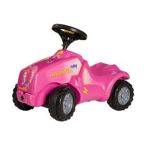 Rolly Minitrac Carabella lábbal hajtós Traktor #rózsaszín 30477868 Bébitaxi, kismotor