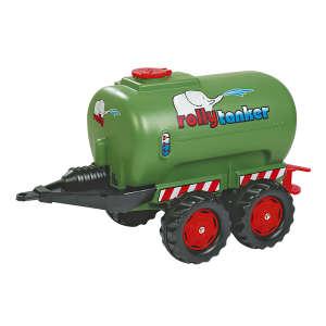 Rolly Trailer Tanker utánfutó Tartály #zöld