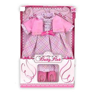 Babaruha kiegészítő - Kockás #rózsaszín 30476044 Baba