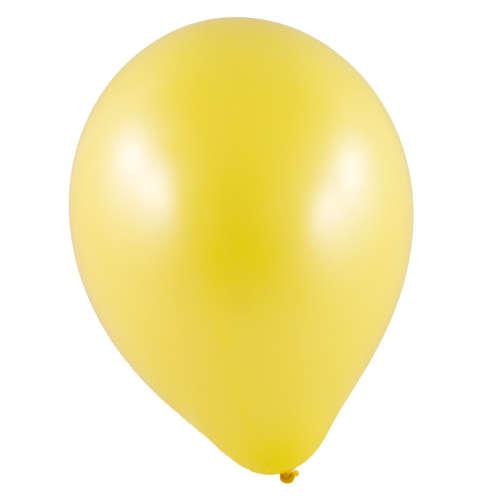 Sárga lufi csomag #100db-os