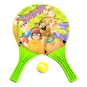Scooby-Doo strandtenisz készlet 30478280 Strandjáték