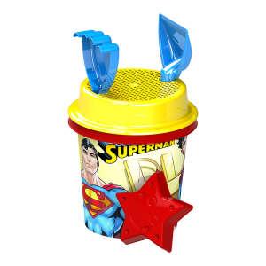 Superman közepes Homokozókészlet 5részes 30477959