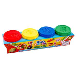 Kid's Dough Gyurmakészlet 4db 30477253 Gyurma