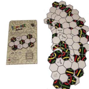 TANTRIX Match Junior Társasjáték kiegészítő 30477103 Tantrix Társasjáték