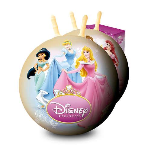 Ugrálólabda Disney Hercegnők mintával45cm