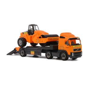 Volvo kamion és úthenger 89,5cm 30478233 Munkagép gyerekeknek
