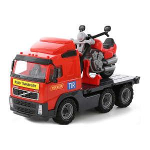 Volvo motor szállító Kamion 30478196 Munkagép gyerekeknek