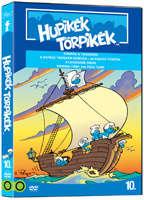 Hupikék Törpikék 10. lemez 30225932 CD, DVD
