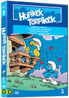 Hupikék Törpikék 3. lemez