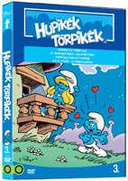 Hupikék Törpikék 3. lemez 30225934 CD, DVD