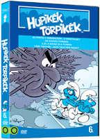 Hupikék Törpikék 6. lemez 30225936 CD, DVD