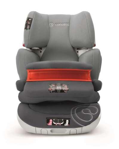 Concord Transformer XT Pro Autósülés 9-36kg #grafitszürke