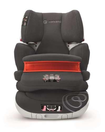 Concord Transformer XT Pro Autósülés 9-36kg #fekete