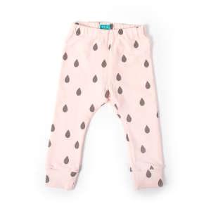 Rózsaszín cseppek Leggings 74 30229126