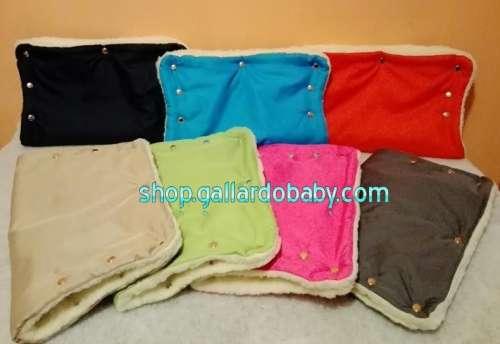 Gallardo Baby Kézmelegítő Babakocsira és szánkóra 7 színben