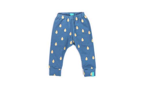 Funkidz Kék cseppek leggings 92