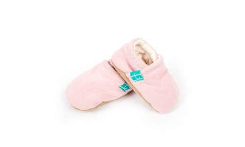 Funkidz Púder #rózsaszín puhatalpú Cipő 2-3 év
