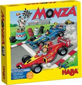 HABA Monza családi Társasjáték 30233873 Haba