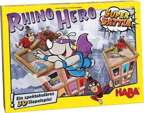 Super Rhino - szuperhősök csatája