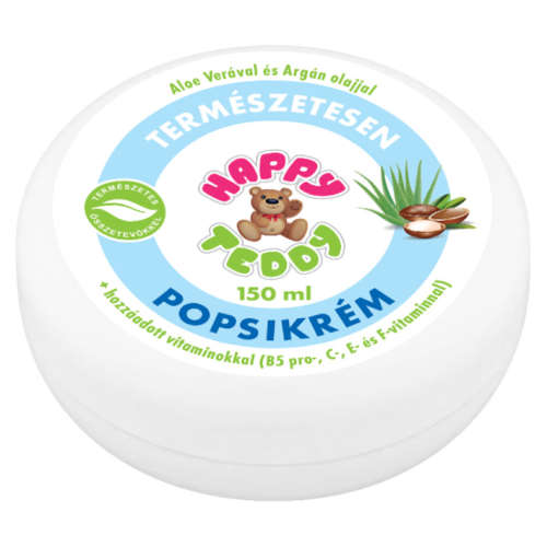 Happy Teddy popsikrém 150ml