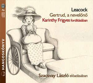 Gertrud a nevelőnő - Hangoskönyv
