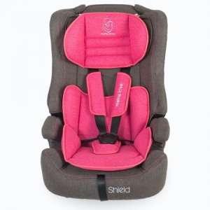 Mama Love Shield biztonsági Autósülés 9-36kg #rózsaszín 2017