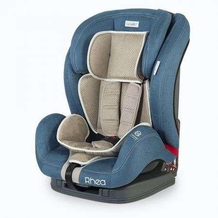 Coccolle Rhea ISOFIX 9-36kg Biztonsági Autósülés #kék