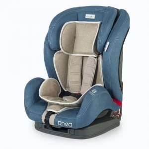 Coccolle Rhea Isofix Biztonsági Autósülés 9-36kg #kék 30332144 Coccolle