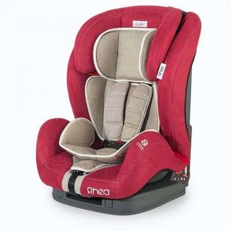 Coccolle Rhea Isofix Biztonsági Autósülés 9-36kg #burgundy