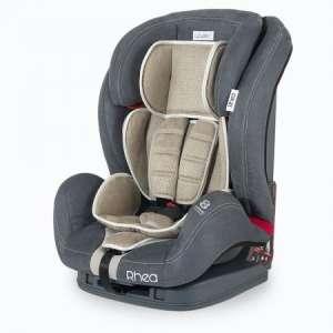 Coccolle Rhea Isofix Biztonsági Autósülés 9-36kg #szürke 30332149 Coccolle