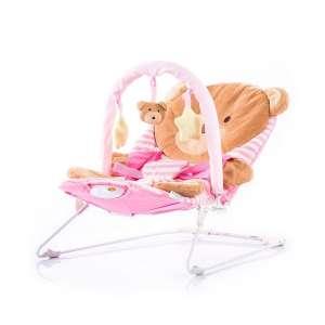 Chipolino Friends Pihenőszék - Maci #rózsaszín  30305922 Pihenőszék, elektromos hinta