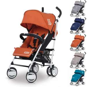 Euro-Cart Ezzo sport Babakocsi  narancssárga 9704b0a75e