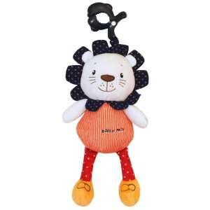 Baby Mix zenélő plüss játék oroszlán 30312692 Babakocsi, kiságy játék