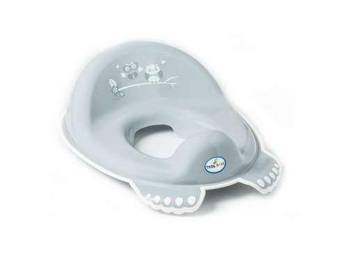 Tega Baby WC szűkítő #szürke bagoly