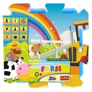 Farm móka szivacs Puzzle 30308620 Szivacs puzzle
