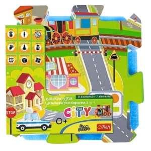Városi móka szivacs Puzzle 30312982 Szivacs puzzle