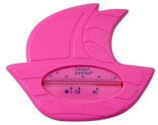 Canpol fürdővíz hőmérő #rózsaszín hajó