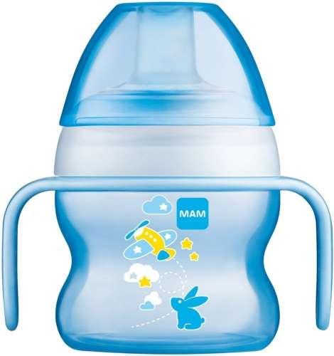 Mam Első Ivópohár 4 hónapos 150ml #kék