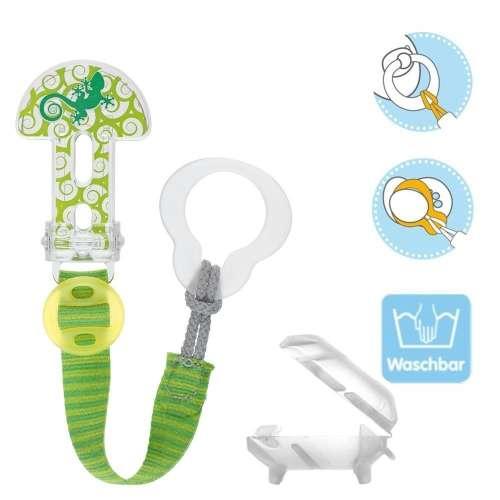 Mam Clip-it Cumitartó csipesz #zöld