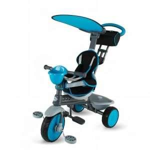 DHS Enjoy Plus szülőkormányos Tricikli #kék 30307521