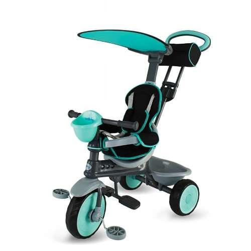 DHS Enjoy Plus szülőkormányos Tricikli #zöld