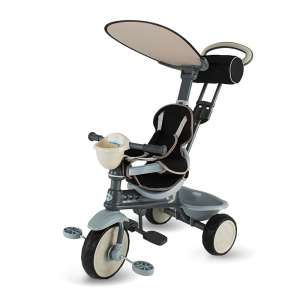 DHS Enjoy Plus szülőkormányos Tricikli #bézs 30312381 DHS Tricikli