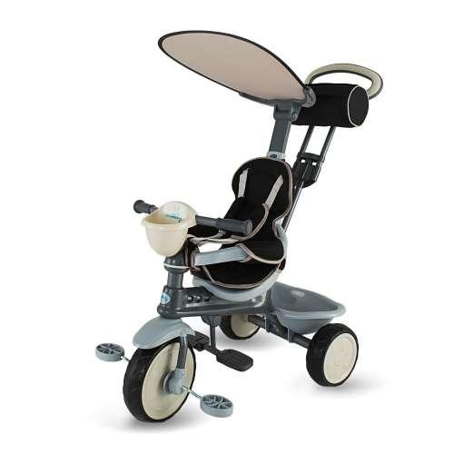 DHS Enjoy Plus szülőkormányos Tricikli #bézs