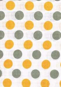 Textil pelenka 1db - Pöttyös #sárga-szürke 30312948 Textil pelenka