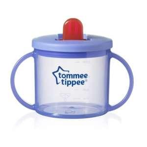 Tommee Tippee Essentials 4hó+ első Itatópohár #lila 30332688 Itatópohar, pohár, kulacs