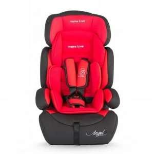 Mama Love Angel biztonsági Autósülés 9-36kg #fekete-piros 30310605