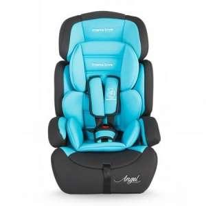 Mama Love Angel biztonsági Autósülés 9-36kg #fekete-kék 30308587
